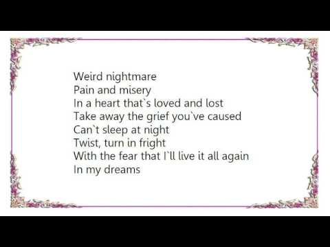Elvis Costello - Weird Nightmare Lyrics