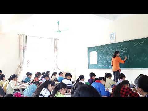 Sinh hoạt chuyên môn theo nghiên cứu bài học: Dạy học theo chủ đề