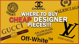 New Place To Buy Authentic Designer Clothing For Cheap