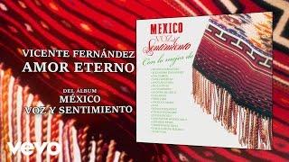 Vicente Fernández - Amor Eterno