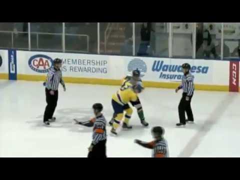 Kody McDonald vs. Jake Kustra
