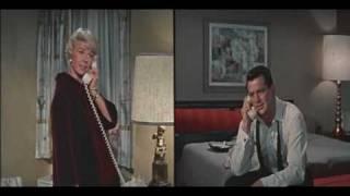 Pillow Talk - Rock Hudson feigns gay to get Doris Day
