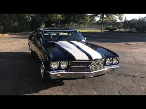 1970 Chevrolet Chevelle for Sale - CC-1036558