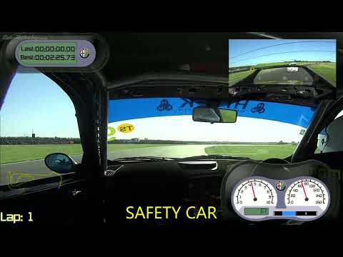 Snetterton 2021 – Race 1 – Richard Ford