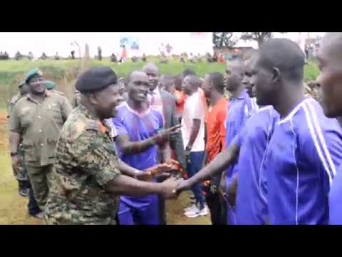 CDF TOURNAMENT: 12th edition launched at Masaka recreation grounds