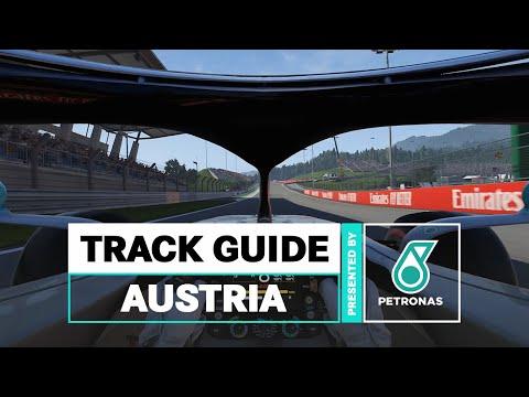 F1 2020 開幕戦オーストリア レッドブルリンクコース紹介動画