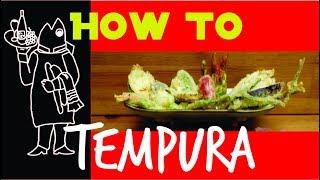 Easy Vegetable Tempura