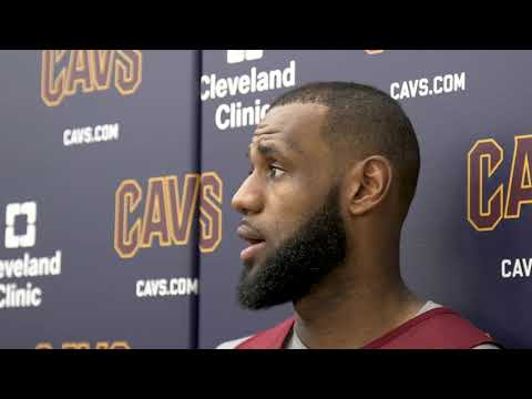 LeBron explains why he created Uninterrupted