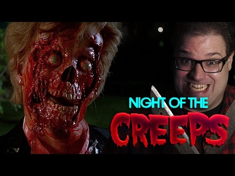 Night of the Creeps (1986) – Blood Splattered Cinema (Horror Movie Review)