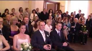 Ślub cywilny cały w jednym ujęciu