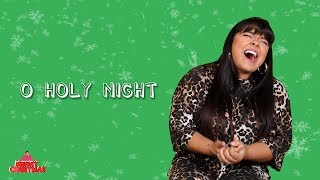 """Brooke Simpson sings """"O Holy Night""""   CHRISTMAS at TERRELL's"""