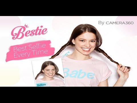 Vídeo do Bestie by Camera360