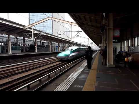 BULLET TRAIN FASTEST PASS BY