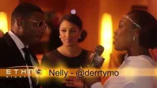 Host Sinita Wells Interviews Nelly and Nick Cannon plus many more