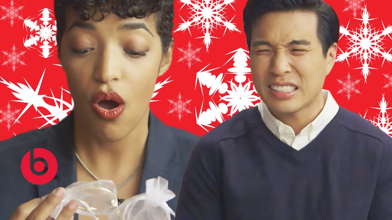 Couples Try To Find The Perfect Gift // Presented by BuzzFeed & Beats By Dre thumbnail
