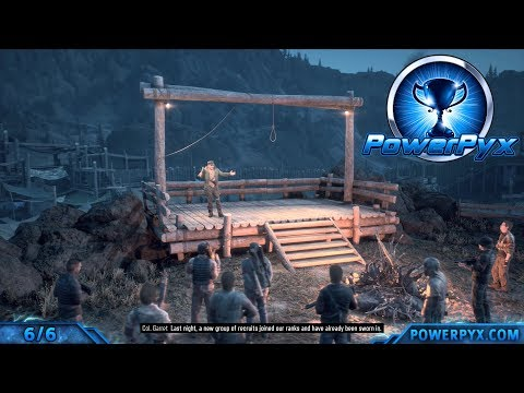 Days Gone - All Colonel Garret Speeches (Collectibles)