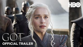 A treat for you on this blustery daythe Game of Thrones Season 7 trailer is here
