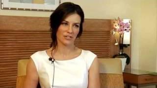 Эванджелин Лилли, Evangeline Lilly Cannes interview 2010