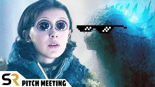 Godzilla: King Of The Monsters Pitch Meeting