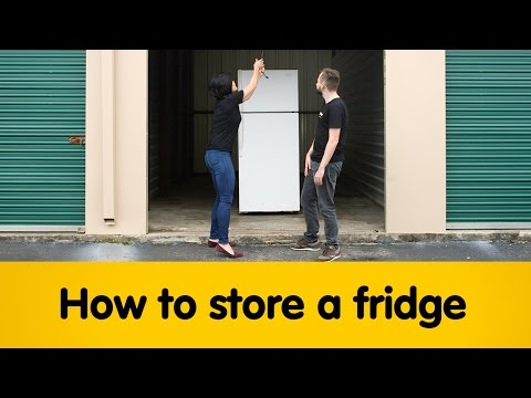 How To Clean, Move And Store A Refrigerator