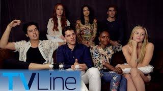Riverdale Cast Interview | Comic-Con 2017 | TVLine