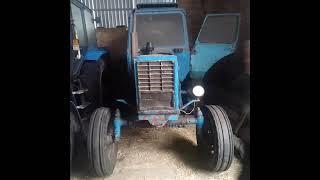 Реставрация трактора МТЗ 82