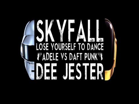 'Skyfall' VS 'Lose Yourself To Dance' [MASH]