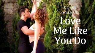 Zouk - Love Me Like You Do (Boyce Avenue) - Renata Ramos & Erick Vilella