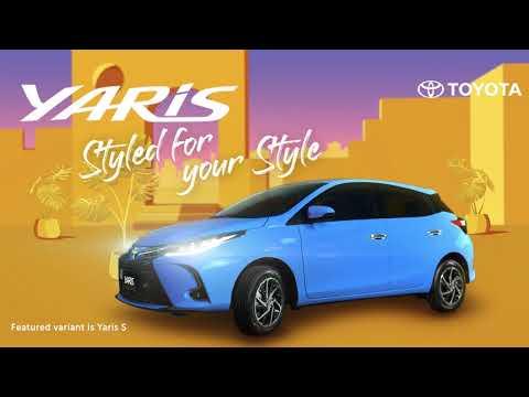 2021 Toyota Yaris Walkaround | PHILIPPINES