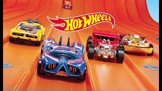 МАШИНКИ мульт VS  КТО КОГО? HOT WHEELS