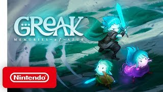 Greak - Announcement Trailer - Nintendo Switch