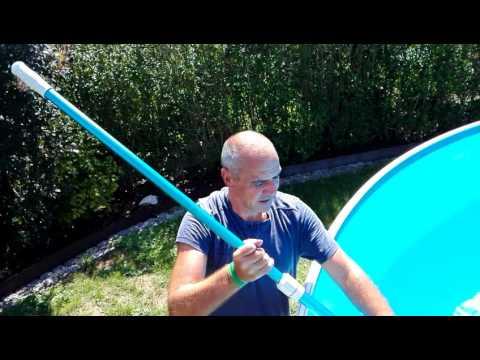 Pool reinigen leicht gemacht #1