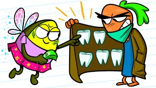 Tooth Fairy is Vegetable!
