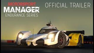VideoImage1 Motorsport Manager - Endurance Series DLC