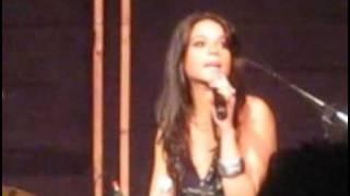 Eva Avila - Chatting with Eva @ Polson Pier 11-11-08