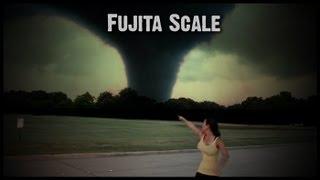 Tornado Damage Levels: F0 - F5