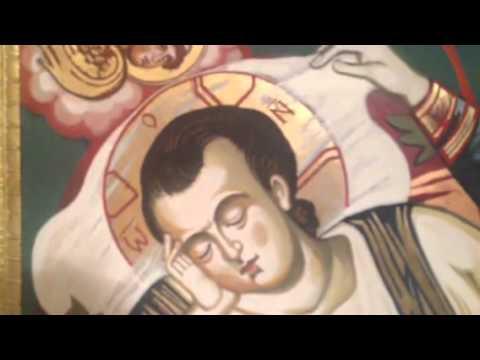 Aurel Jonescu, iconografo a Marchirolo