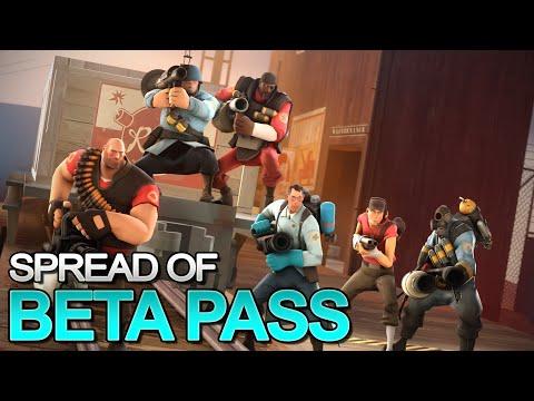 Team Fortress 2 matchmaking beta pass