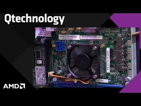 """Qtechnology, Mentor Graphics on AMD Embedded R-Series """"Merlin Falcon"""" SoC"""