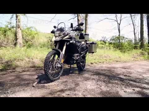 Outland Moto - 2014 BMW F800GS Adventure Ride and Review