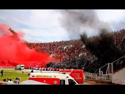 """La mejor Hinchada |► ""Never Be Alone"" | FBC Melgar | by Nav'i Master | ᴴᴰ"" Barra: León del Svr • Club: Melgar"