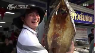 성난 물고기 - 태국 방파공 강의 괴물 가오리_#001