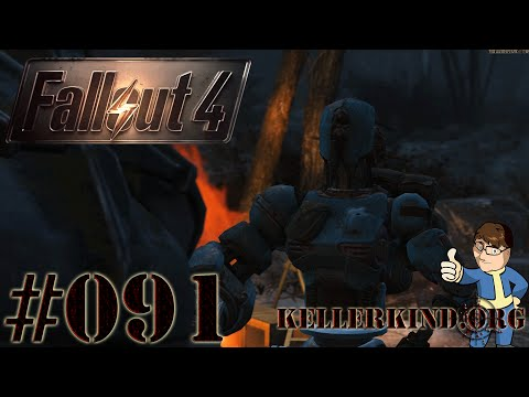 Fallout 4 - Automatron #091 - Automatron ★ Let's Play Fallout 4 [HD|60FPS]
