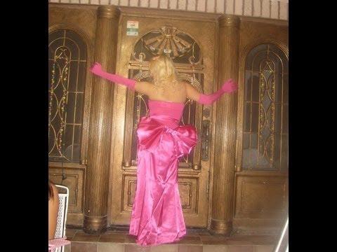 "♥ Outfit Disfraz Chica Material "" Material Girl "" ♥ Vestido Guantes y Joyas ♥"