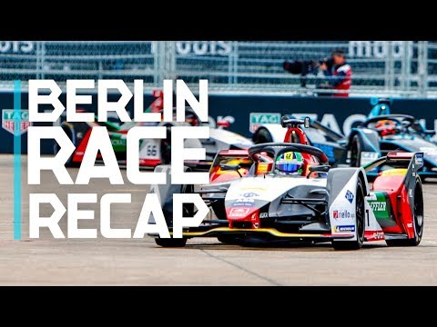 2019 Berlin E-Prix | Race Recap | The Champions Unite
