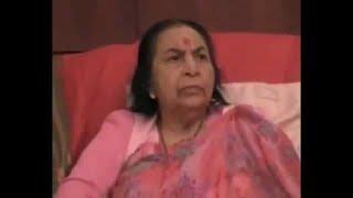 Shri Mataji & Sir C.P.'s visit thumbnail