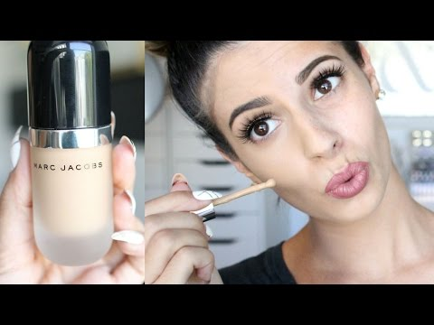 NEW MARC JACOBS REMARCABLE FOUNDATION REVIEW & DEMO