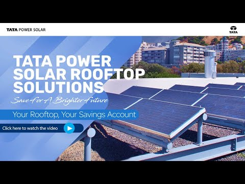Tata Power Solar launches an extensive residential rooftop solution in Delhi