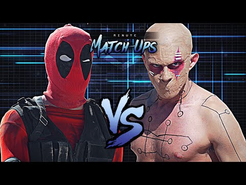 Download Deadpool VS Deadpool (X-Men Origins) HD Mp4 3GP Video and MP3