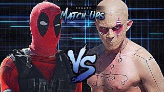 Deadpool V Deadpool: Dawn of Deadpool   Minute Match-Ups - Episode 1